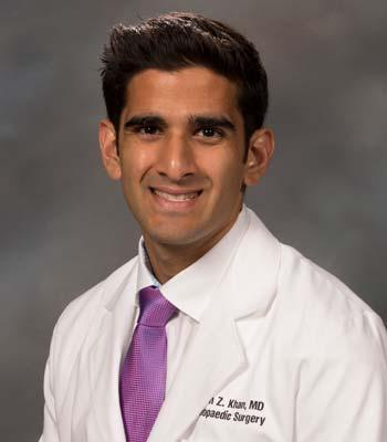 Adam Khan, MD